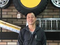 新進自動車 松久保さん